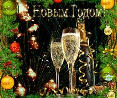 Празднование Нового года!
