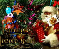 Чудесного Нового Года!!!